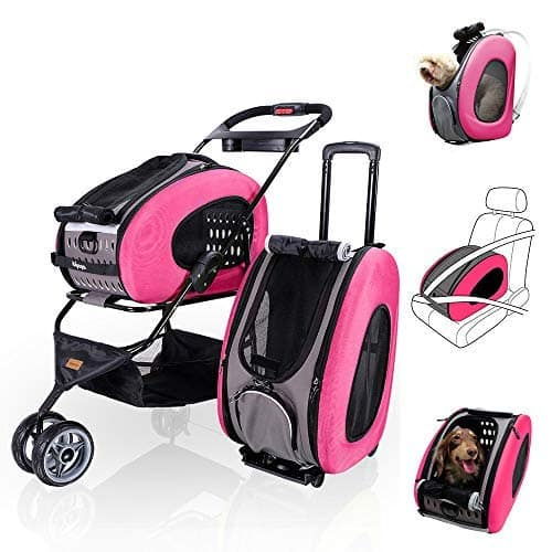 Ibiyaya Multifunction Pet Carrier Dog Stroller