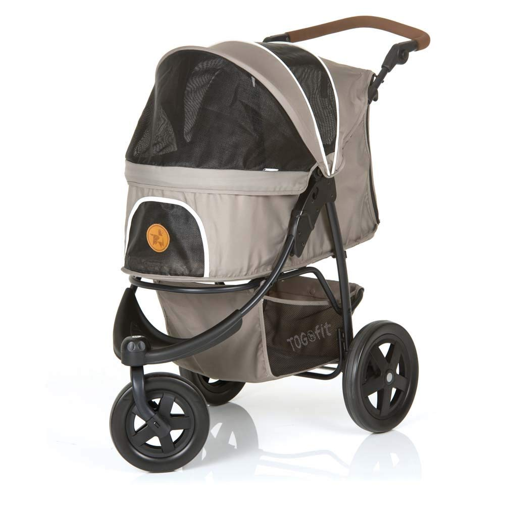 TOGfit Pet Roadster Luxury Pet Stroller for Puppy, Senior Dog or Cat