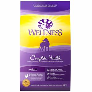 Wellness german dog food