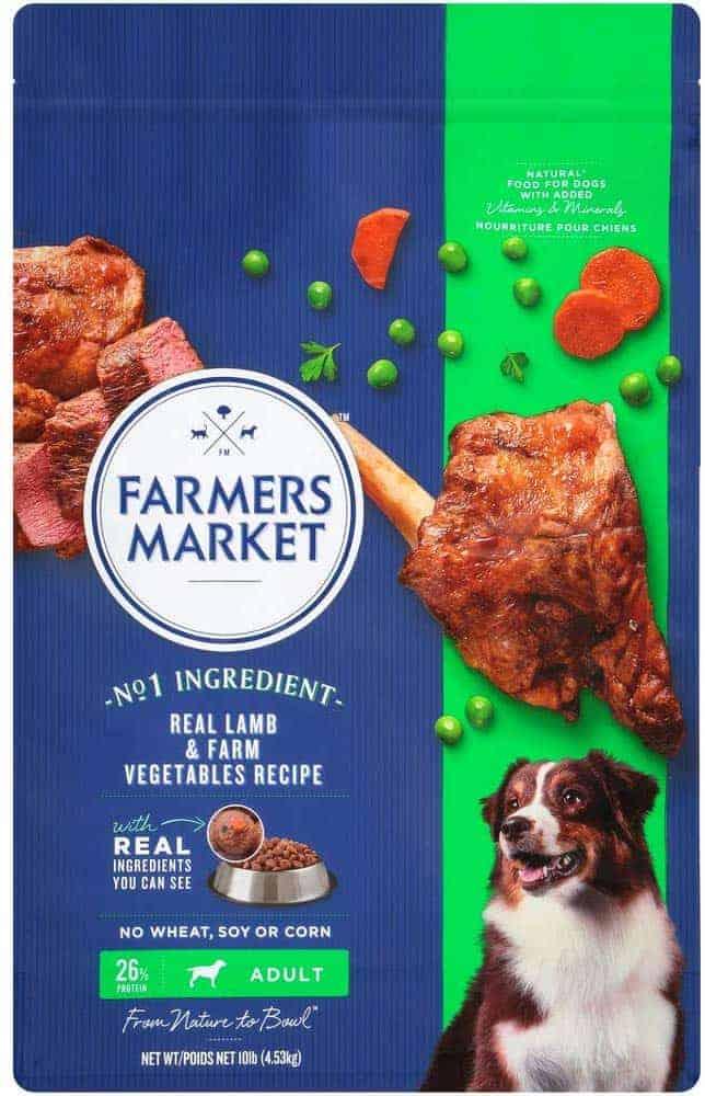 Farmers Market Pet Food Premium Natural Dry