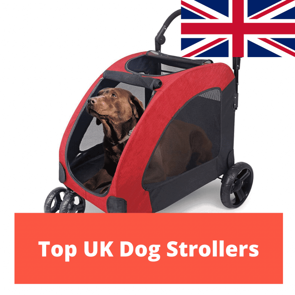 Top UK Dog Strollers