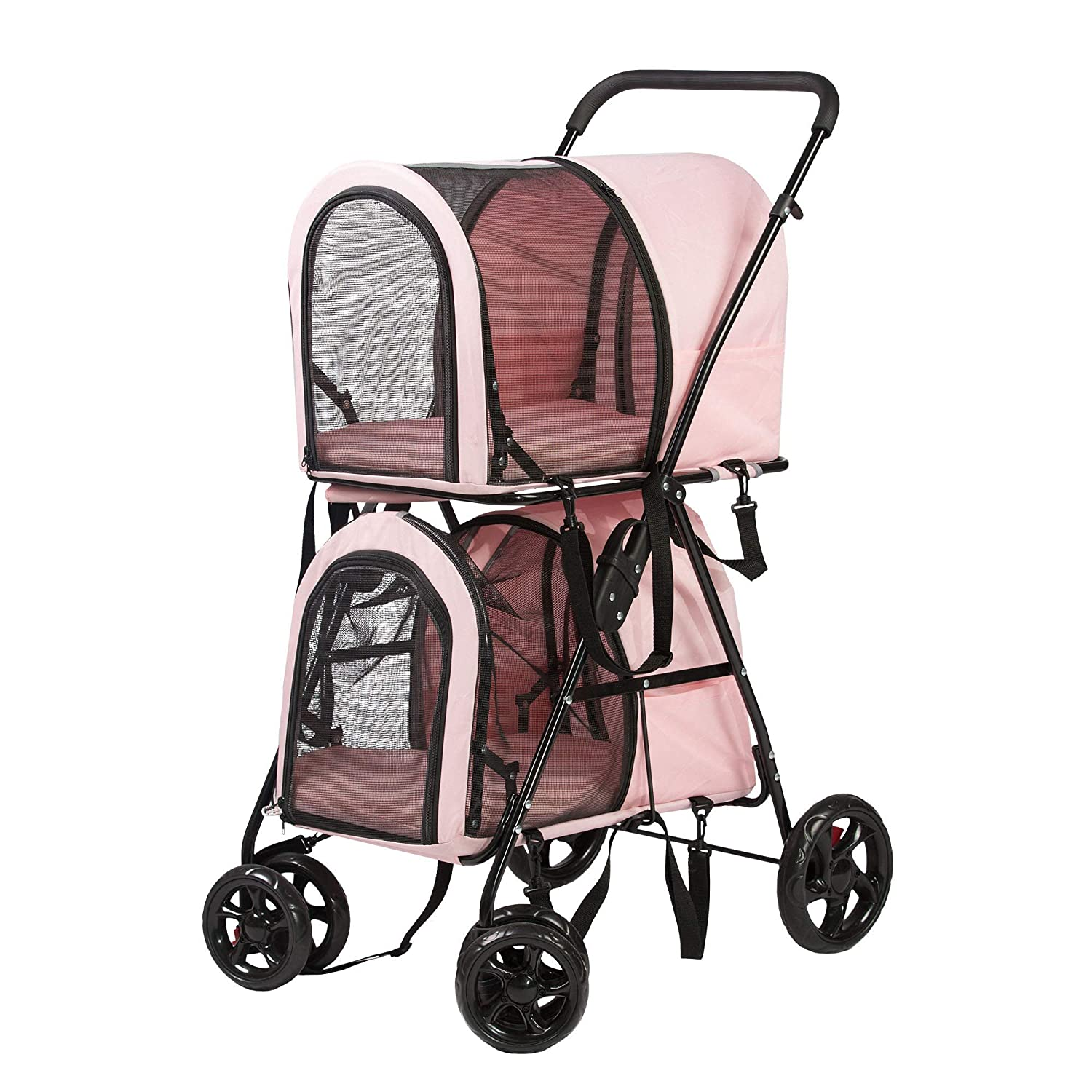 Vilobos Double Decker Dog Stroller