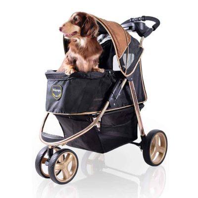 ibiyaya 3 Wheel Dog Stroller