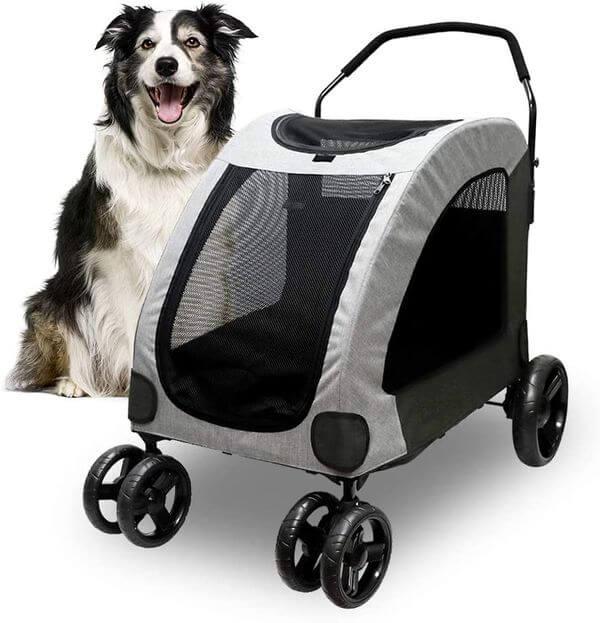Towerin Large Pet Stroller