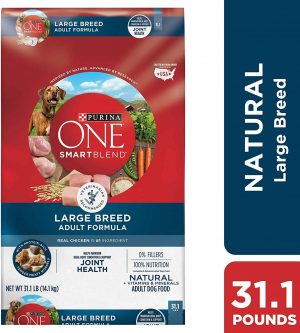 Purina ONE SmartBlend Natural Large Breed